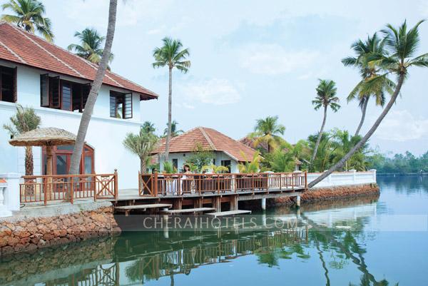 Pool Villa In Cherai